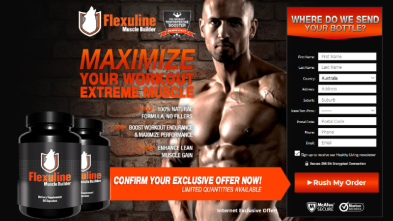 Flexuline Muscle Builder Review