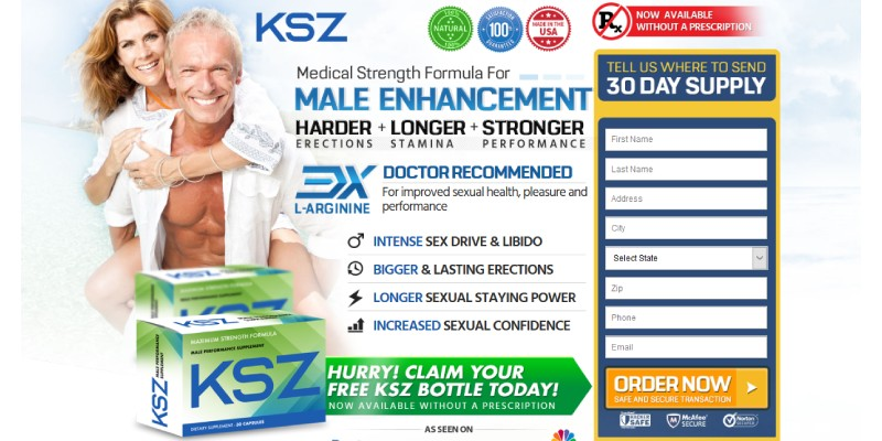 KSZ Male Enhancement Where To Buy