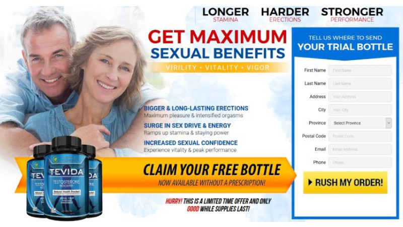 Tevida Male Enhancement
