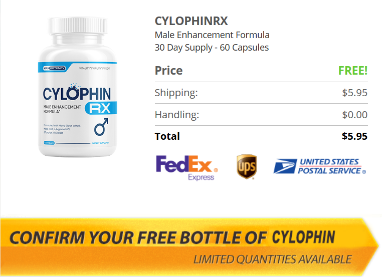 Cylophin RX Free Trial