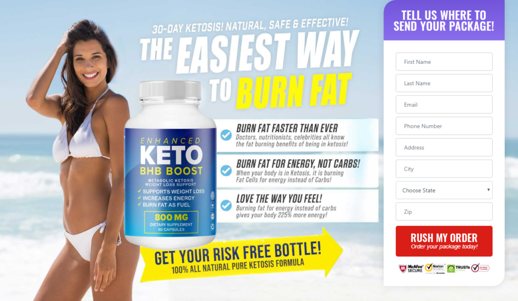 Enhanced Keto BHB Boost