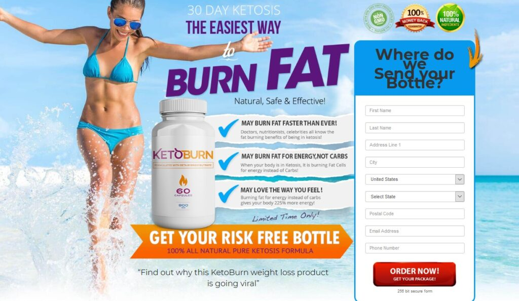 Keto Burn Diet