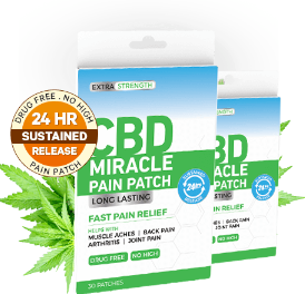 Miracle Pain Patch CBD