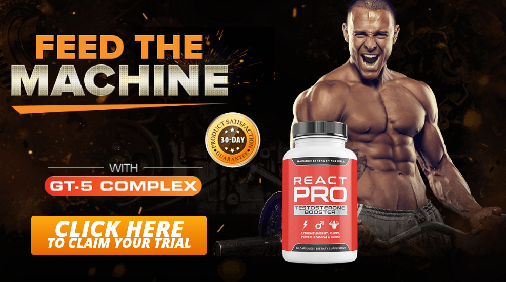 react pro testosterone booster Buy Now
